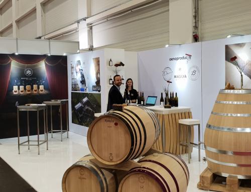 oenoproducts auf der Austro Vin Tulln 2022